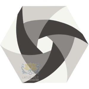 Gạch lục giác L-HT16++