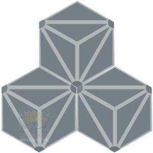 Gạch lục giác L-HT36++